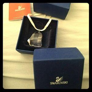 Swarovski Crystal Bell Gift Ornament